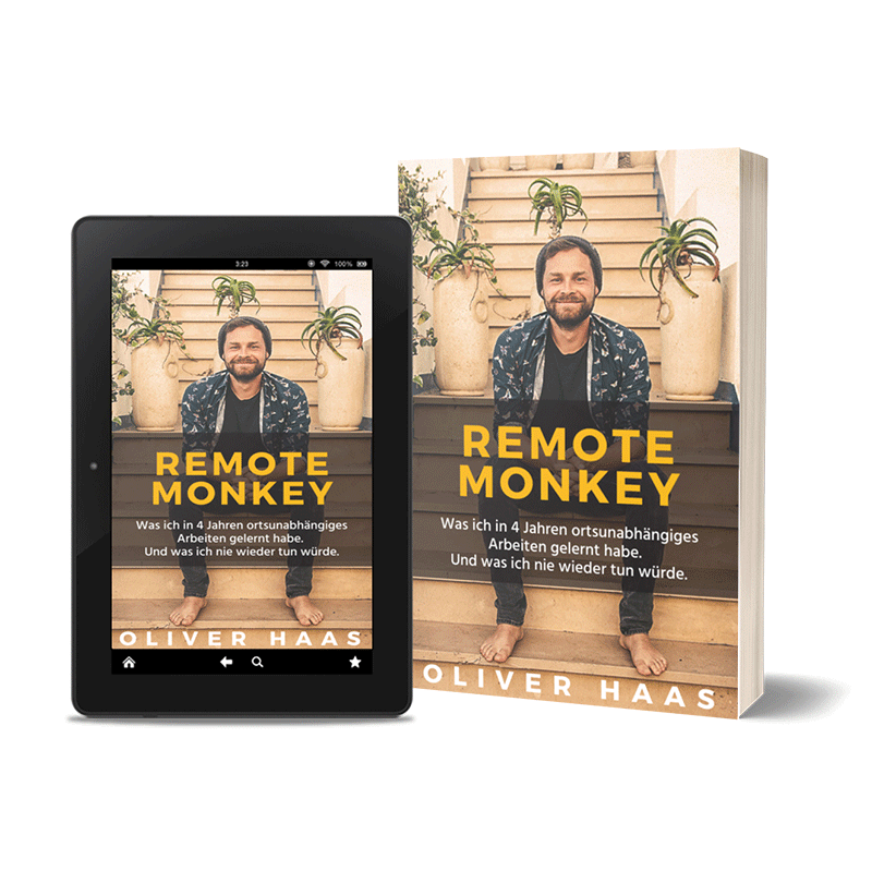 Remote Monkey Hörbuch Oliver Haas
