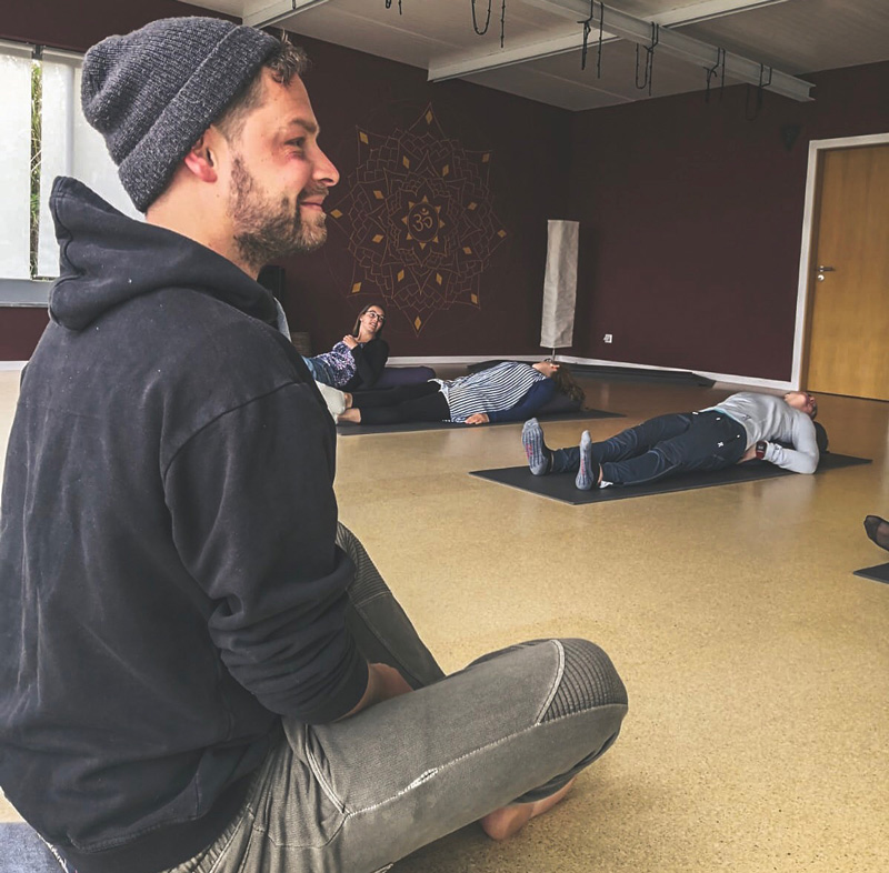 Oliver Haas Entspannungs und Meditation